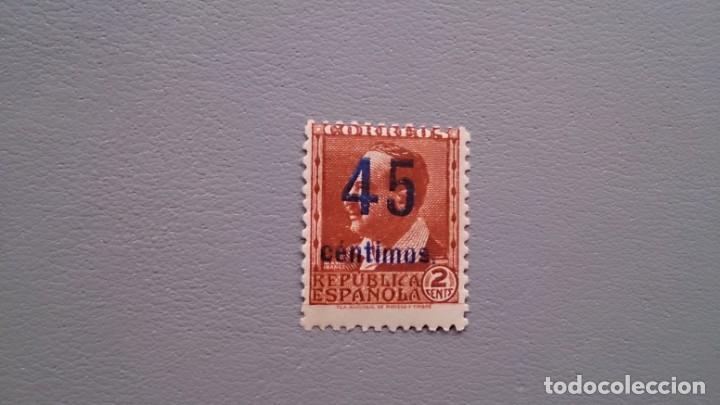 ESPAÑA - 1938 - II REPUBLICA - EDIFIL NE 28 - MNH** - NUEVO - VALOR CATALOGO 80€. (Sellos - España - II República de 1.931 a 1.939 - Nuevos)