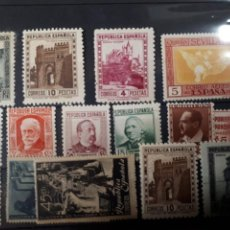 Sellos: LOTE DE SELLOS DE ESPAÑA 1936-38 49. Lote 165112566