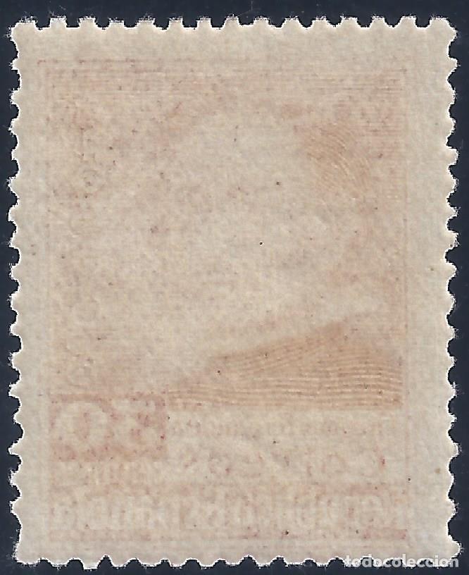 Sellos: EDIFIL 726 CENTENARIO DE LA MUERTE DE GREGORIO FERNÁNDEZ 1937. MNH ** - Foto 2 - 167977784