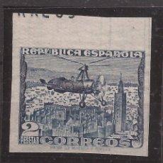Sellos: 1938 AUTOGIRO LA CIERVA EDIFIL 769S** VC 85,00€ . Lote 168901740