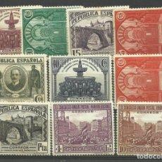 Sellos: SERIE DE LA UNION POSTAL PANAMERICANA TERRESTRE. Lote 171203485