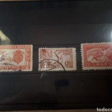 Sellos: SELLOS DE ESPAÑA AÑOS 1925 EDIF. 324 AÑO 1933 EDIF.679 AÑO 1939 EDIF.879 LOTE N. 422. Lote 171256559