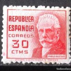 Sellos: 735, NUEVO, SIN CH., INSIGNIFICANTE SOMBRA TIEMPO EN REVERSO. PERSONAJES.. Lote 171782867
