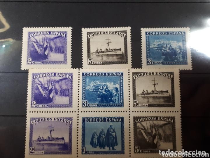 SELLOS DE ESPAÑA AÑO 1938 LOT.N.816 (Sellos - España - II República de 1.931 a 1.939 - Nuevos)