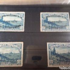 Sellos: SELLOS DE ESPAÑA AÑI 1938 EDIF.789 Y 757 LOT.N.823. Lote 172185222