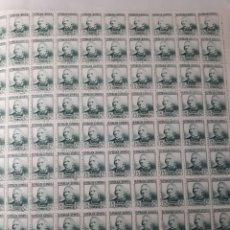 Sellos: 100 SELLOS EDIF.733 AÑO 1937 ESPAÑA VALOR 275 EUROS. Lote 172583663
