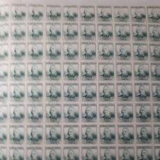 Sellos: 100 SELLOS EDIF.733 AÑO 1937 ESPAÑA VALOR 275 EUROS. Lote 172583700