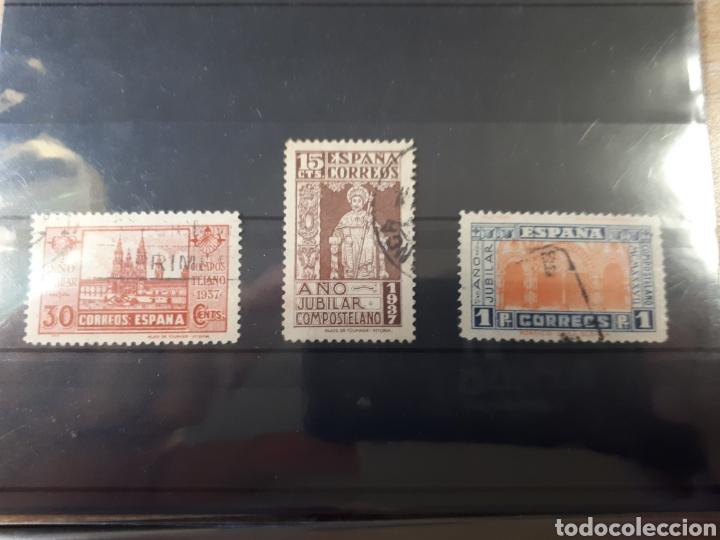 SELLOS USADOS DE ESPAÑA AÑO 1937 EDIF. 833/835 LOT.N.10024 (Sellos - España - II República de 1.931 a 1.939 - Usados)