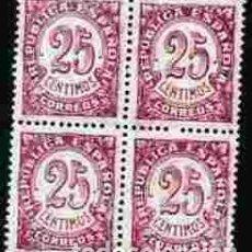 Sellos: ESPAÑA 1938 - EDIFIL 749 BLOQUE 4. Lote 175866892