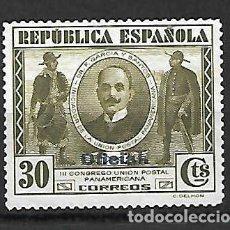 Sellos: III CONGRESO UPP. ESPAÑA. SELLO EMIT. 10-10-1931. Lote 176967088