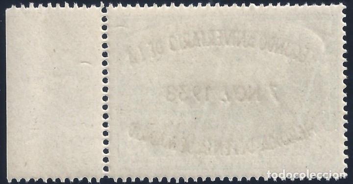 Sellos: EDIFIL 789 II ANIVERSARIO DE LA DEFENSA DE MADRID 1938 (VARIEDADES EN LA SOBRECARGA). LUJO. MNH ** - Foto 2 - 177057148
