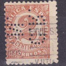 Sellos: CC14- CIFRA REPÚBLICA PERFORADO C.R. / N.. Lote 180195725