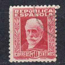Sellos: 1931 EDIFIL 659 USADO. PERSONAJES. PABLO IGLESIAS. Lote 180206183