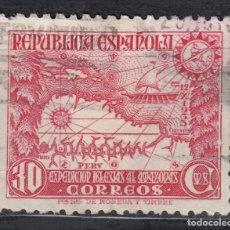 Sellos: 1935 EDIFIL 694 USADO. EXPEDICION AL AMAZONAS (1019). Lote 182736168