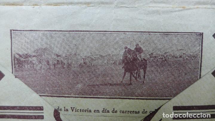 Sellos: CARTA DE CADIZ CON MEMBRETE GALLARDO Y ALBA AL DORSO PUBLICIDAD DE LAS PLAYAS DE CADIZ - Foto 5 - 183524898