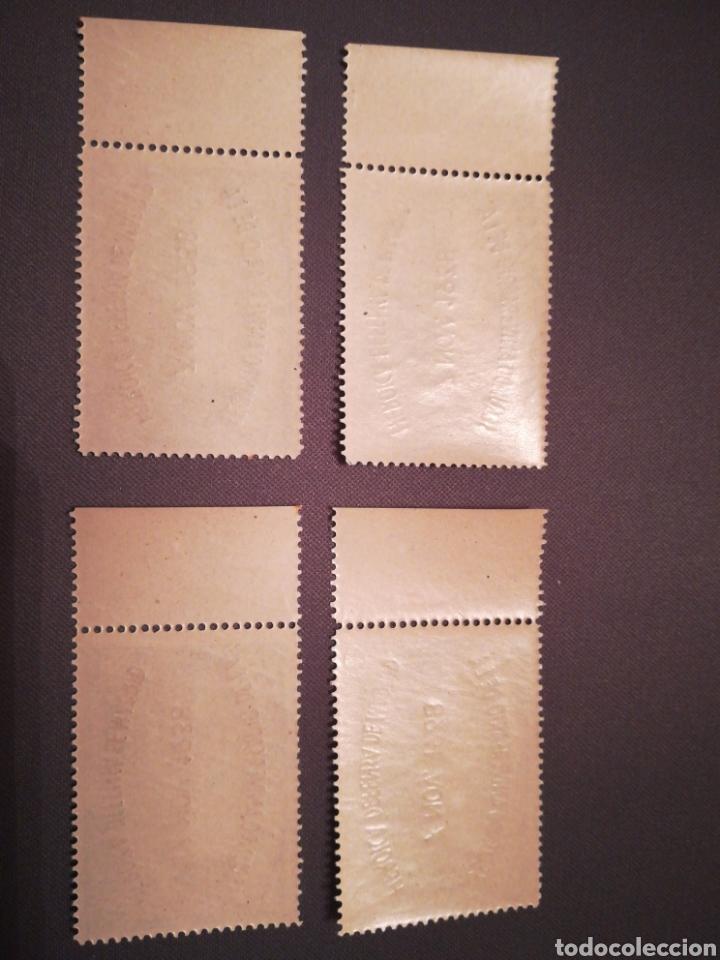 Sellos: 4 sellos nuevos número Edifil 789 - Foto 2 - 183865275