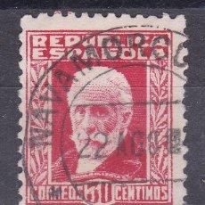 Sellos: TT11- PABLO IGLESIAS REPUBLICA MATASELLOS NAVAMORCUENDE TOLEDO . Lote 186094541
