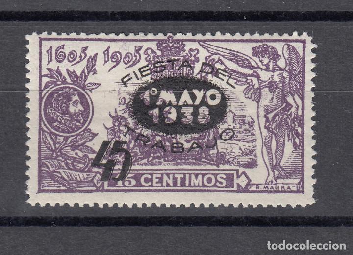 1938 EDIFIL 761** NUEVO SIN CHARNELA. FIESTA DEL TRABAJO (Sellos - España - II República de 1.931 a 1.939 - Nuevos)