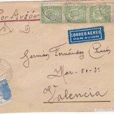 Sellos: F7-17- FRONTAL MATARÓ (BARCELONA) 1938. Lote 190887060