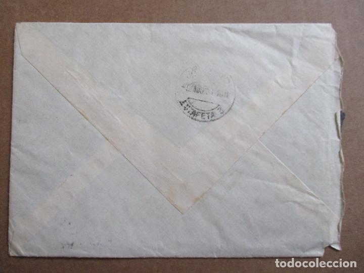 Sellos: CIRCULADA 1934 de el escorial A MADRID CON SELLO huerfanos de correos - Foto 2 - 193874817
