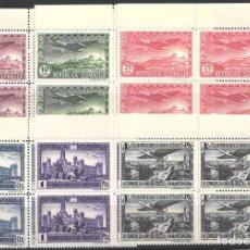 Sellos: ESPAÑA, 1931 EDIFIL Nº 614 / 619 /**/ CONGRESO UNIÓN POSTAL PANAMERICANA. SIN FIJASELLOS. . Lote 193964830