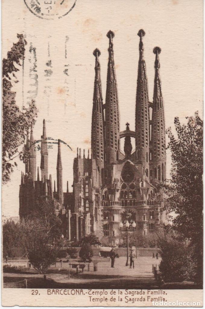 TSRJETA CIRCULADA ESDE BARELONA A PALMA DE MALLORCA EN 1935 (Sellos - España - II República de 1.931 a 1.939 - Cartas)