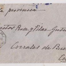 Sellos: SOBRE. 1932. AMBULANTE ASC. ONTANEDA. ASTILLERO, CANTABRIA. . Lote 194960847
