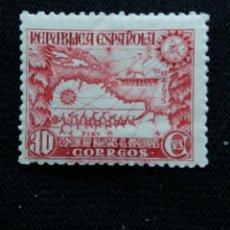 Sellos: SELLOS, REP. ESPAÑOLA, 30 CTS, ESPEDICION AL AMAZONAS, 1935, SIN USAR,. Lote 194963198
