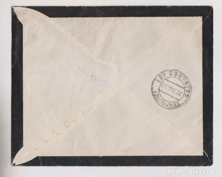 Sellos: SOBRE. SANTANDER, CANTABRIA. 1832. A LOS CORRALES DE BUELNA. DERECHO DE ENTREGA - Foto 2 - 194963966