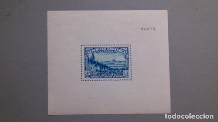 ESPAÑA - 1938 - II REPUBLICA - EDIFIL 758 - MNH** - NUEVA - VALOR CATALOGO 65€. (Sellos - España - II República de 1.931 a 1.939 - Nuevos)