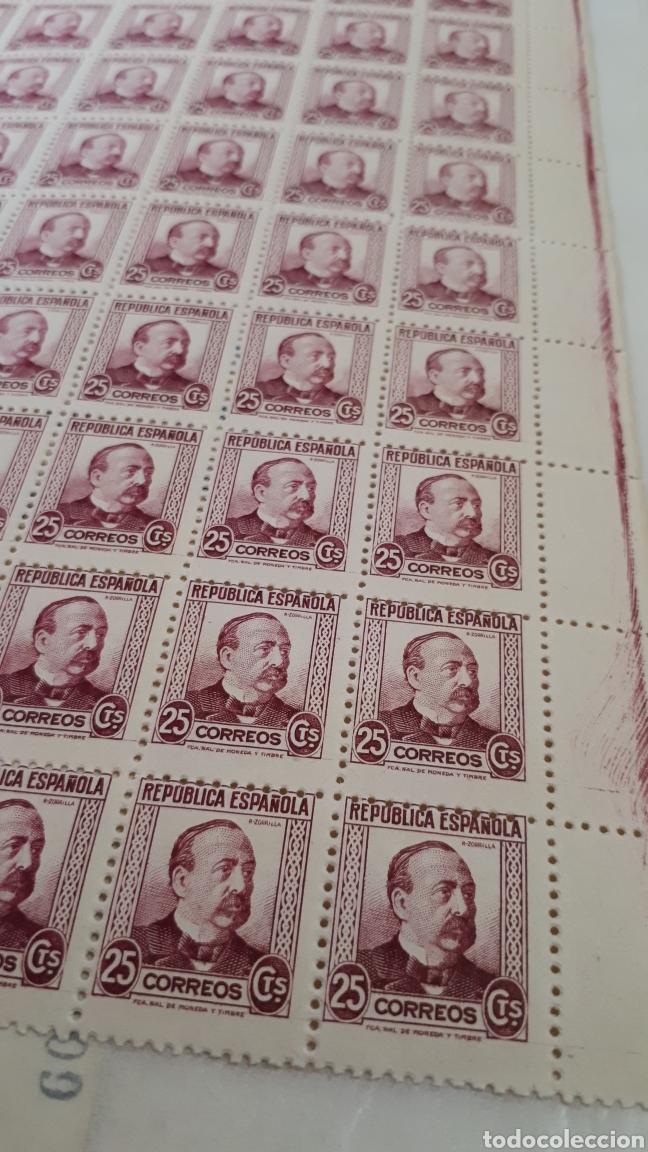 Sellos: 100 SELLOS DE ESPAÑA AÑO 1933 EDIF. 685 VALOR 175 EUROS - Foto 2 - 197753160