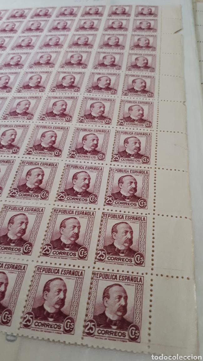 Sellos: 100 SELLOS DE ESPAÑA AÑO 1933 EDIF. 685 VALOR 175 EUROS - Foto 2 - 197753540