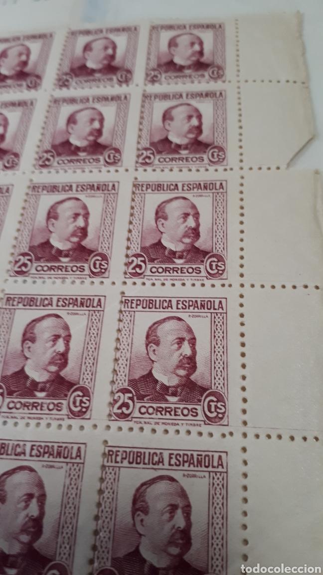Sellos: 100 SELLOS DE ESPAÑA AÑO 1933 EDIF. 685 VALOR 175 EUROS - Foto 3 - 197753540