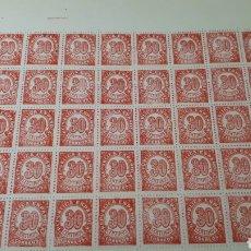 Sellos: 50 SELLOS ESPAÑA AÑO 1938 NUVOS VAOR 20 EUROS. Lote 198246868