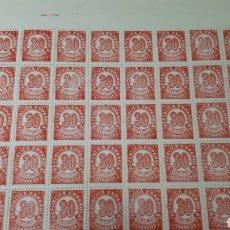 Sellos: 50 SELLOS ESPAÑA AÑO 1938 NUVOS VALOR 20 EUROS. Lote 198247058