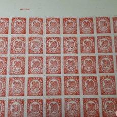 Timbres: 50 SELLOS ESPAÑA AÑO 1938 NUEVOS VALOR 20 EUROS. Lote 198248285