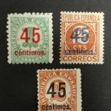 Sellos: N°742/44 NUEVOS SIN FIJASELLOS (FOTOGRAFÍA REAL). Lote 198475503