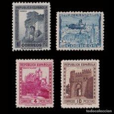 Sellos: 1938. MONUMENTOS Y AUTOGIRO.SERIE NUEVO** EDIFIL. 770-772. Lote 199230355