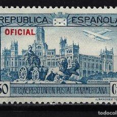 Sellos: 1931 ESPAÑA CONGRESO UNIÓN POSTAL PANAMERICANA - EDIFIL 633 - MH* NUEVO CON FIJASELLOS. Lote 199393695