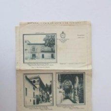 Francobolli: CARTA-SOBRE UBEDA, JAEN - PATRONATO NACIONAL DE TURISMO DE ESPAÑA. Lote 199997476