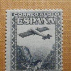 Sellos: SELLO CORREOS - AÑO 1931 - EDIFIL Nº 654 - MONASTERIO MONSERRAT - AEREO - NUEVO C/ GOMA Y Nº CONTROL. Lote 201844660