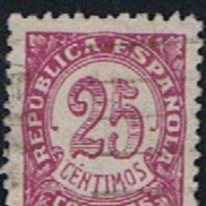 Timbres: ESPAÑA // EDIFIL 749 GRIS // 1938 ... USADO. Lote 202700030
