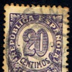 Timbres: ESPAÑA // EDIFIL 748 // 1938 ... USADO. Lote 202700321