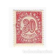 Sellos: SELLO REPÚBLICA ESPAÑOLA 30 CÉNTIMOS. Lote 203875688
