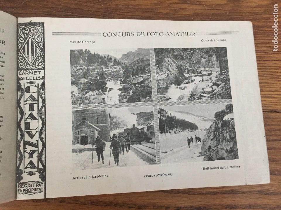 Sellos: CARNET SEGELLS CATALUNYA nº 1 (Abril, 1933) - CONSERVA LOS 16 SELLOS - Foto 3 - 204006396