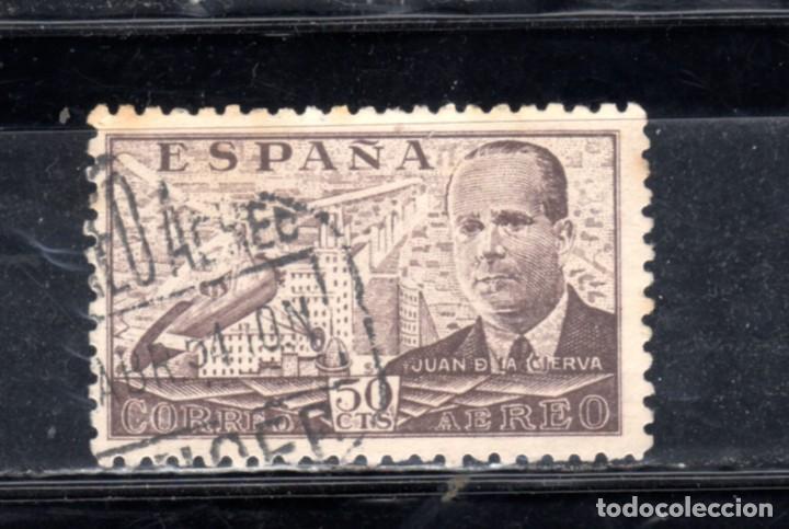ED Nº 883 JUAN DE LA CIERVA USADO (Sellos - España - II República de 1.931 a 1.939 - Usados)