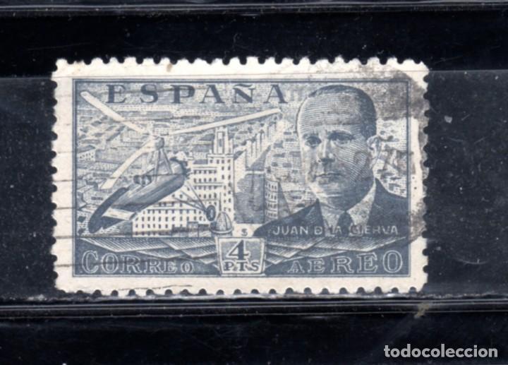 ED Nº 886 JUAN DE LA CIERVA USADO (Sellos - España - II República de 1.931 a 1.939 - Usados)