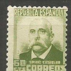 Sellos: ESPAÑA EDIFIL NUM. 672 ** NUEVO SIN FIJASELLOS. Lote 245174415