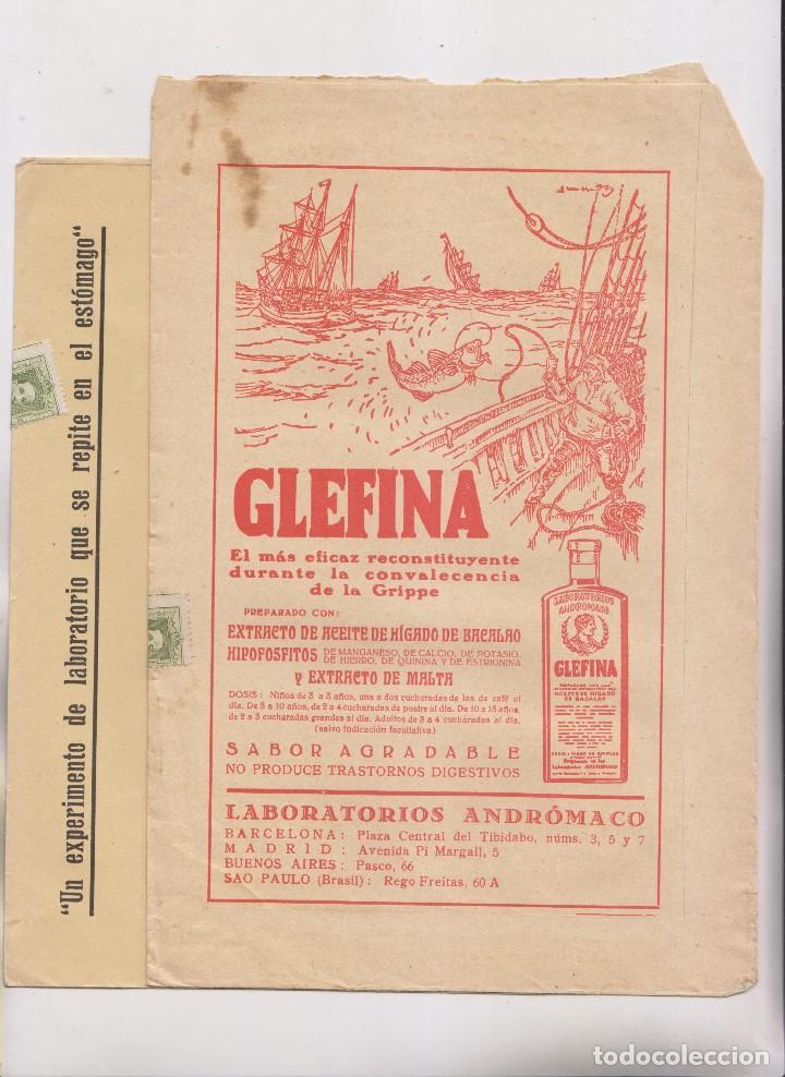 LOTE DE 26 SOBRES PUBLICITARIOS. II REPÚBLICA Y ALFONSO XIII (Sellos - España - II República de 1.931 a 1.939 - Cartas)