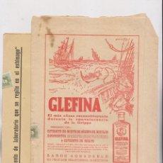 Sellos: LOTE DE 26 SOBRES PUBLICITARIOS. II REPÚBLICA Y ALFONSO XIII. Lote 206197547